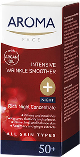 Aroma 50+intensive wrinkle smoother 30 ml