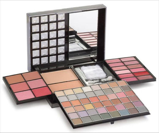 Amelie make-up paletti iso