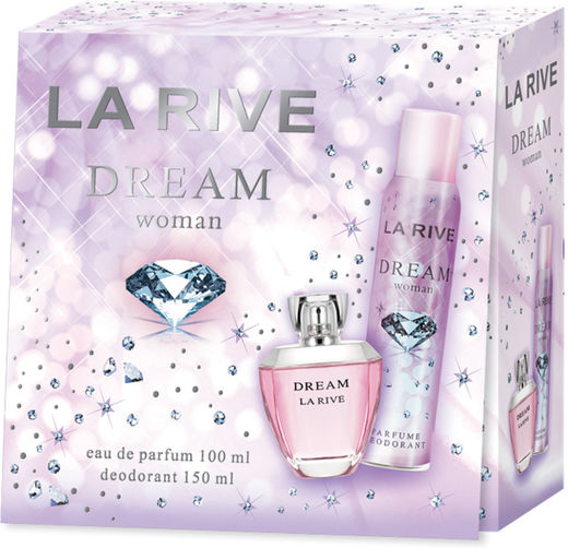 La rive dream lp naisille