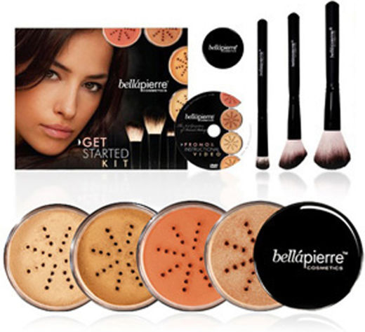 Bellapierre foundation starter set medium