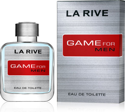 La rive game edt 100 ml for men
