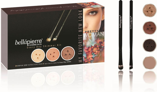 Bellapierre get the look kits pretty woman