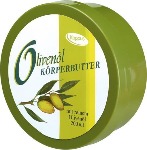 Kappus oliivi body butter 300ml