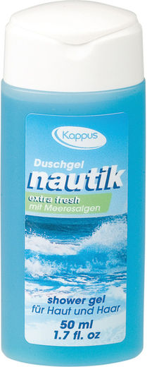 Kappus nautik body shampoo 50 ml