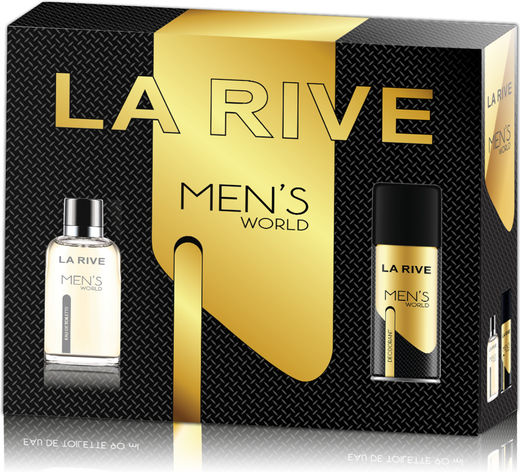 La rive mens world lahjapaketti