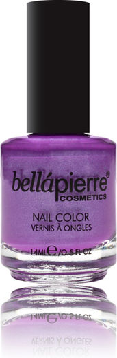 Bellapierre nail polish single antique purple