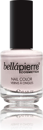 Bellapierre nail polish single baby pink