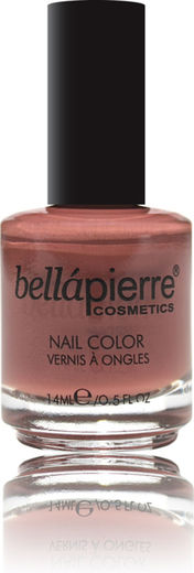 Bellapierre nail polish single chic pink
