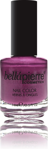 Bellapierre nail polish single purple pop