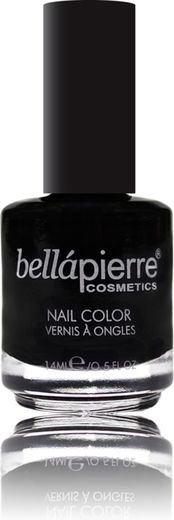 Bellapierre nail polish single dark grape