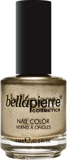 Bellapierre nail polish single 24k blink