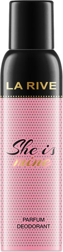 La rive she is mine deo 150 ml