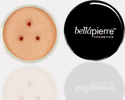 Bellapierre shimmer powder coral reef