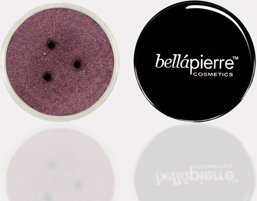 Bellapierre shimmer powder lust