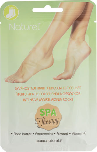 Naturel foot pack