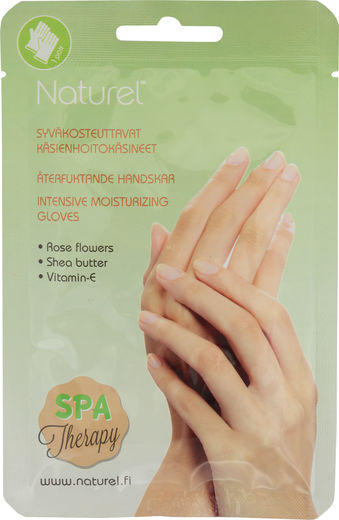 Naturel hand pack