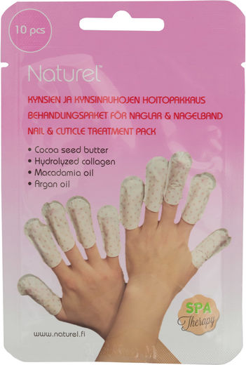Naturel cuticle pack