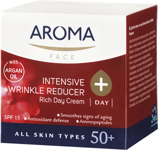 Aroma 50+intens wrinkle day cream 50 ml