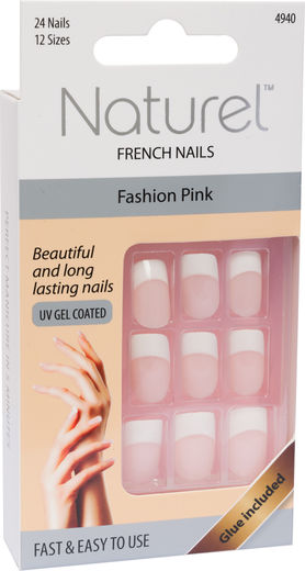 Naturel kynnet fashion pink