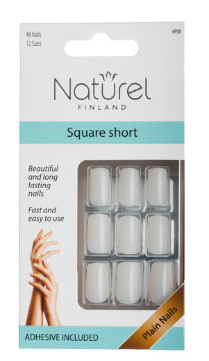 Naturel kynnet square short