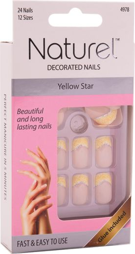 Naturel kynnet yellow star