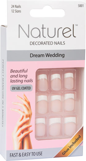 Naturel kynnet dream wedding