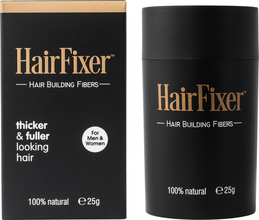Hair fixer 25 g grey
