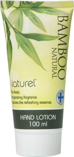 Naturel bamboo hand lotion 100ml