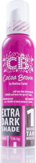Cocoa brown 1 hour tan extra dark 150 ml
