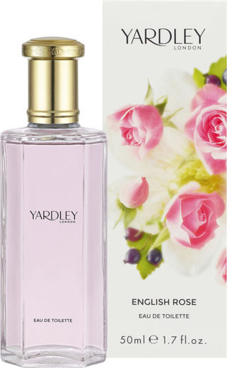 Yardley english rose edt 50 ml