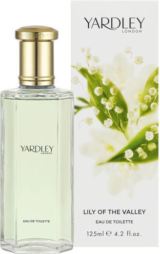 Yardley Lily of The Valley EdT 50 ml