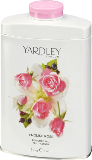 Yardley english rose talkki 200g