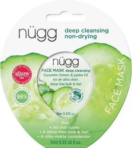 Nugg face mask deep cleansing 10 ml