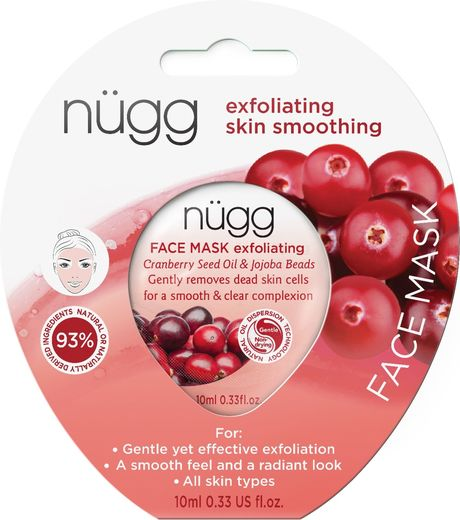 Nugg face mask exfoliating 10 ml