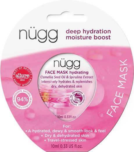 Nugg face mask deep hydration 10 ml