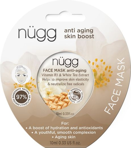 Nugg face mask anti aging 10 ml