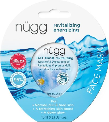 Nugg face mask revitalizing 10 ml