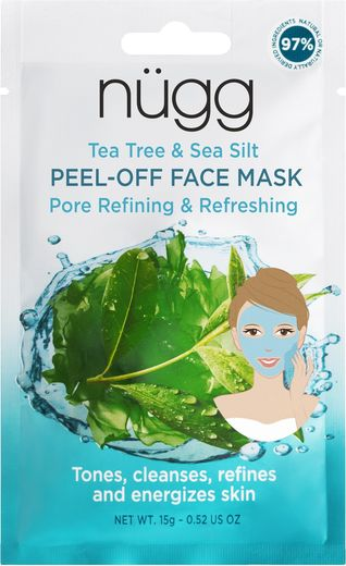Nugg face mask tea tree 15 g