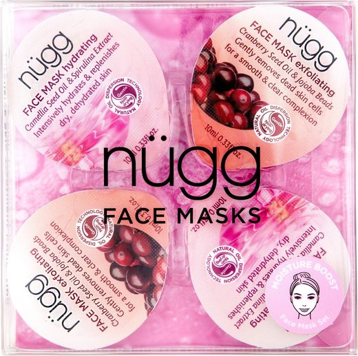 Nugg 4 moisture boost set