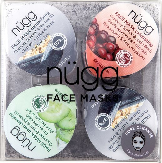 Nugg 4 pore cleanse set