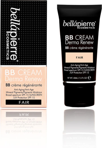 Bellapierre bb creams fair 40 ml