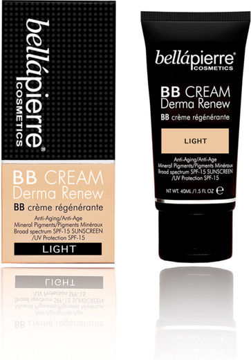 Bellapierre bb creams light 40 ml