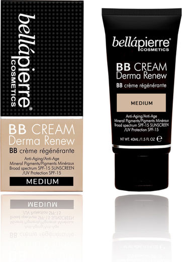 Bellapierre bb creams medium 40 ml