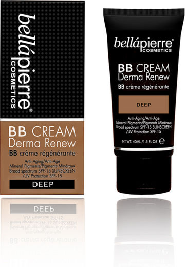 Bellapierre bb creams deep 40 ml