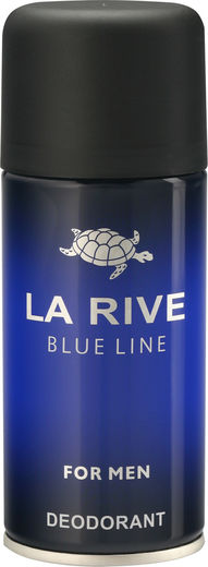 La rive blue line deo 150 ml for men