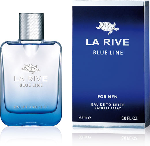 La rive blue line edt 90 ml for men