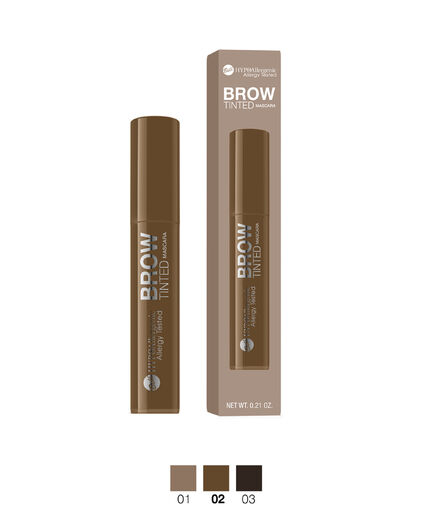 BELL HYPO TINTED BROW MASCARA 02