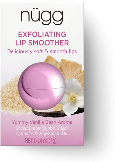 Nugg exfoliating lip smoother 7 g