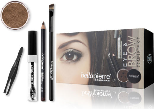 Bellapierre Eye & Brow Kit - Ginger Blonde