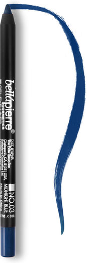 Bellapierre eye liner pencils midnight blue